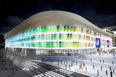 U Arena, la nouvelle salle XXL de Paris La Défense