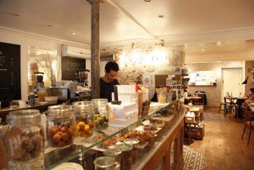 Café Pinson au Carreau du Temple