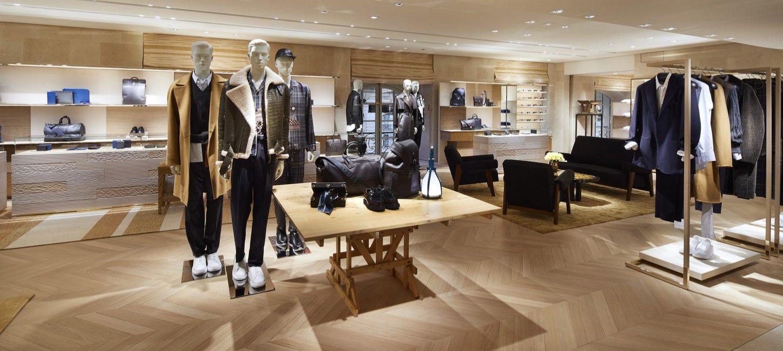 Luxe - Maison Louis Vuitton Vendôme   Paris Capitale a8e75ae7367