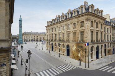 Maison Louis Vuitton Vendôme D'un soleil l'autre