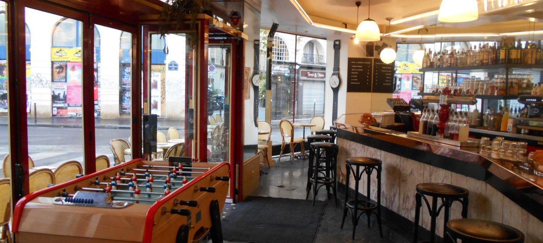 Le mansart paris capitale for Miroir restaurant paris menu