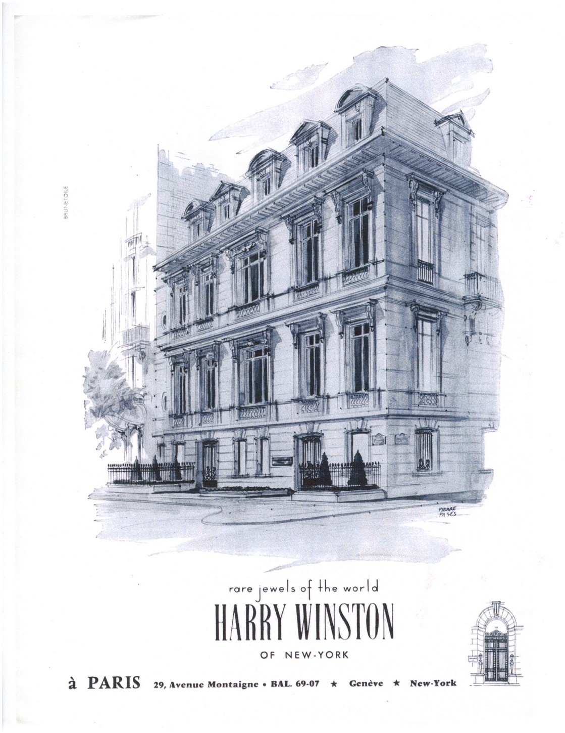 Paris Capitale Magazine Harry Winston 60 ans paris (6)
