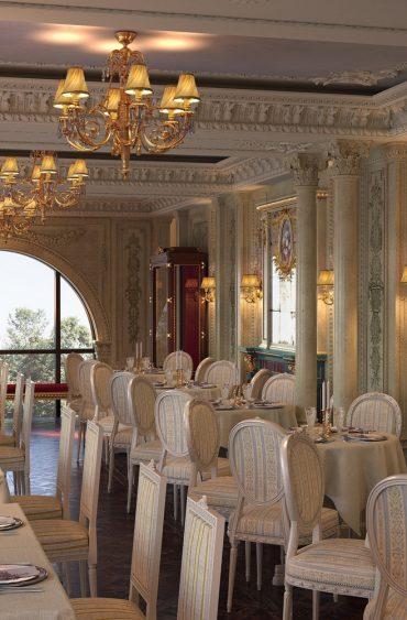 Café Pouchkine,