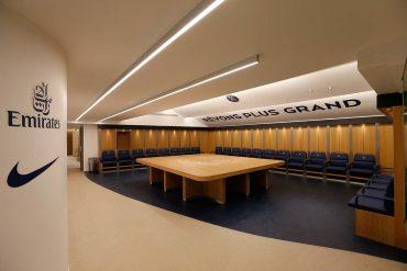 Inside PSG, plongez au cœur du Parc des Princes