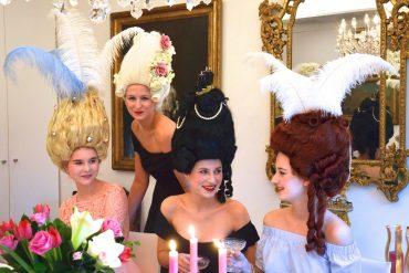 Marie-Antoinette, inspiratrice des soirées privées