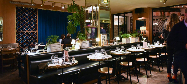 Restaurant Gastronomique Le Grand Amour Paris Capitale