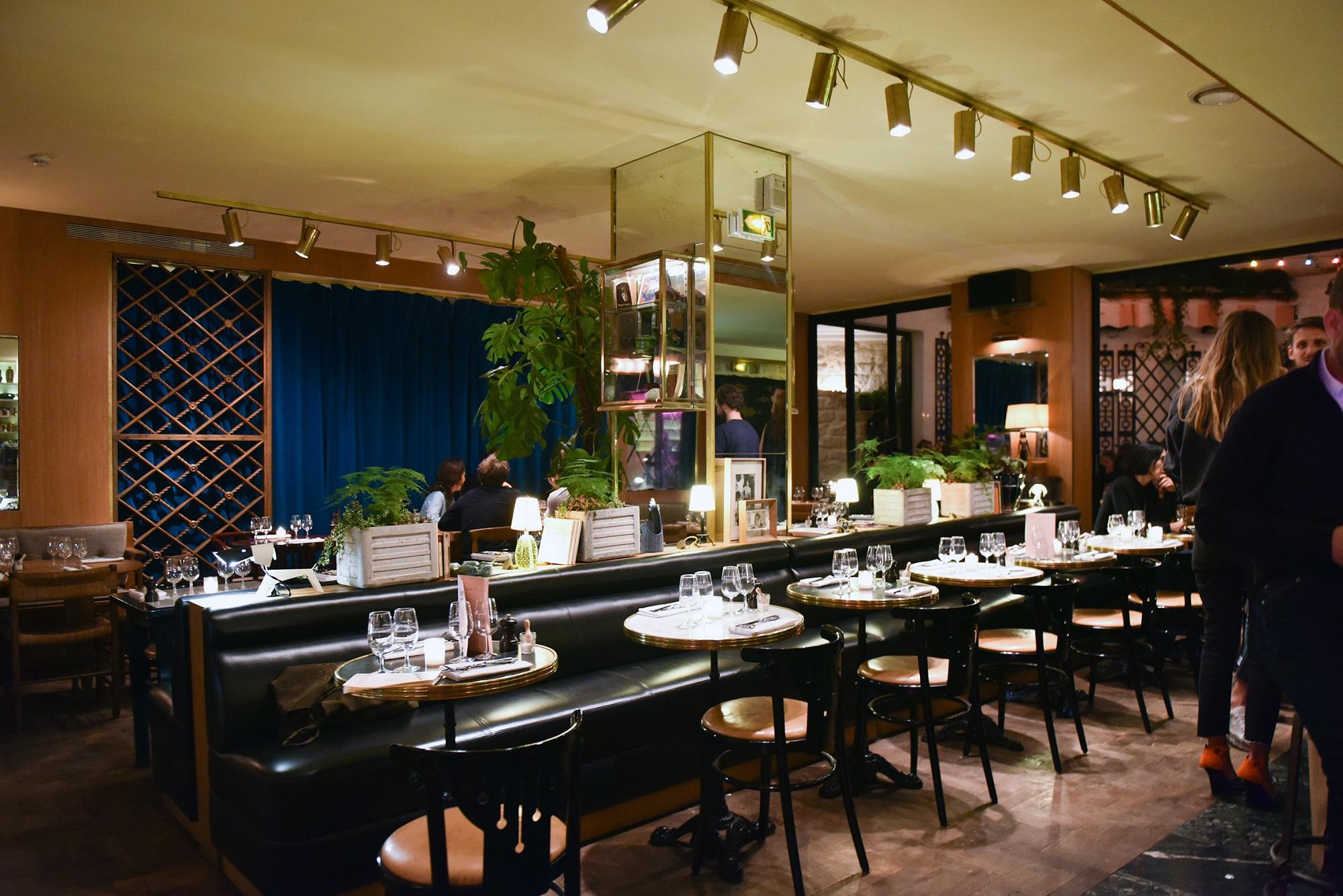 Restaurant gastronomique le grand amour paris capitale - Hotel grand amour paris ...