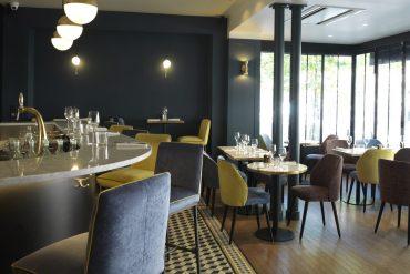 Fitzgerald, restaurant tendance