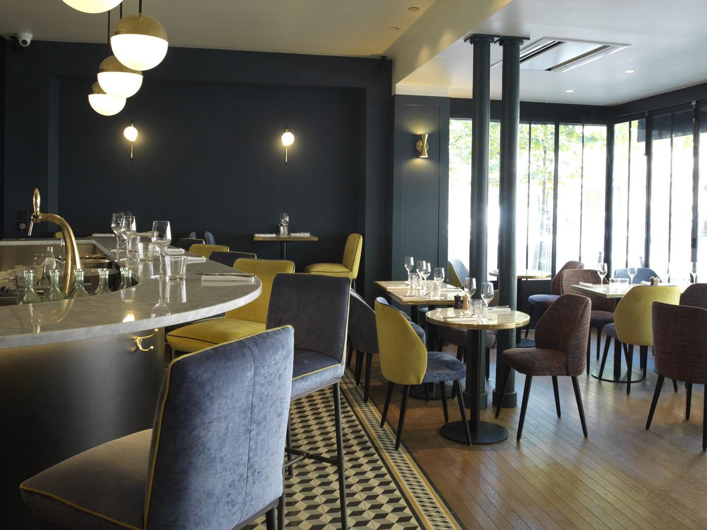 restaurant tendance fitzgerald paris capitale. Black Bedroom Furniture Sets. Home Design Ideas