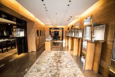 Zenith installe sa boutique éphémère place Vendôme
