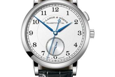 A. Lange & Söhne Ô temps suspends ton vol…