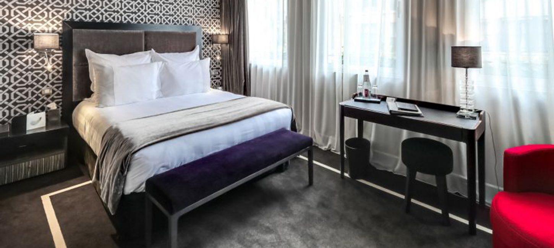 5 Star Hotel Le Juliana Paris Capitale