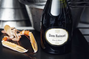 Dom Ruinart Champagne Blanc de Blancs