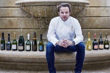 Nicolas Sale et le Ritz Paris ouvrent le grand bal des bulles