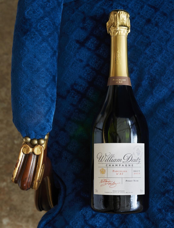 Champagne William Deutz Paris Ritz Paris