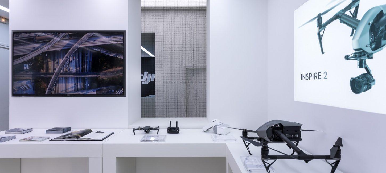 tendances drones dji store paris capitale. Black Bedroom Furniture Sets. Home Design Ideas