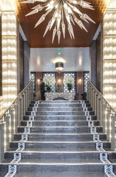 Le Juliana hotel,
