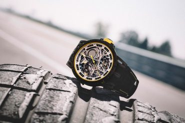 Roger Dubuis Force motrice