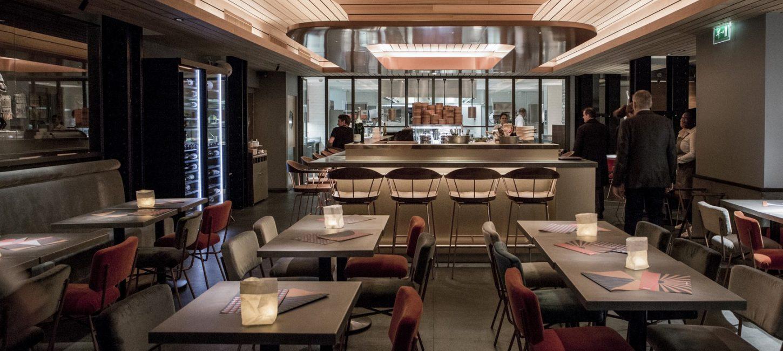 restaurant tendance spoon 2 paris capitale. Black Bedroom Furniture Sets. Home Design Ideas