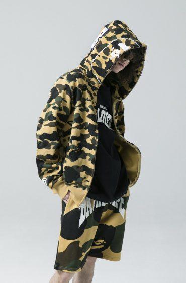 BAPE, hip Japanese streetwear,