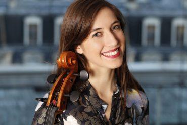 Camille Thomas, Rayonnante violoncelliste