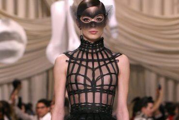 Dior haute couture, une mode surréaliste pleine de poésie