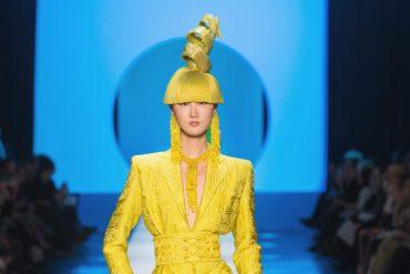 Gaultier haute couture : Hommage à Cardin