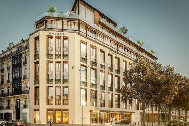 Bvlgari annonce l'ouverture d'un hôtel à Paris