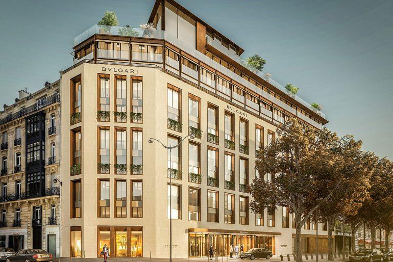 Bvlgari annonce l'ouverture d'un hôtel
