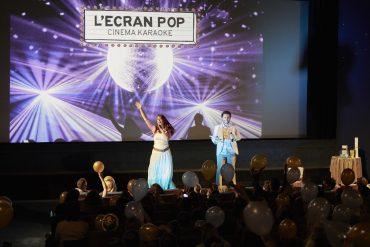 Des séances de cinéma karaoké au Grand Rex