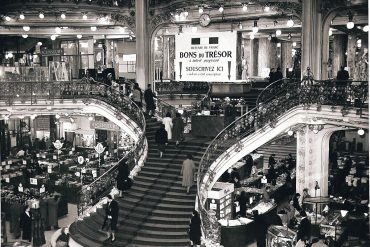 Galeries Lafayette Paris Haussmann Histoire d'un Grand Magasin