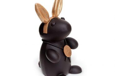 Un lapin de Pâques qui se pose là !