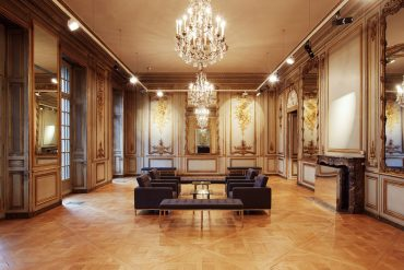 L'Hôtel Mona Bismarck,