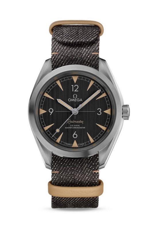 Omega pop-up store bracelet Nato