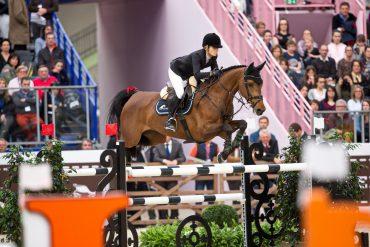 Saut Hermèsau Grand palais, le cheval en majesté