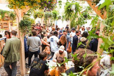 Casa Corona, un bar arty éphémère