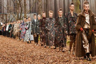 Chanel aux couleurs d'automne