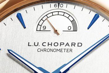 Chopard, trente ans dans la course