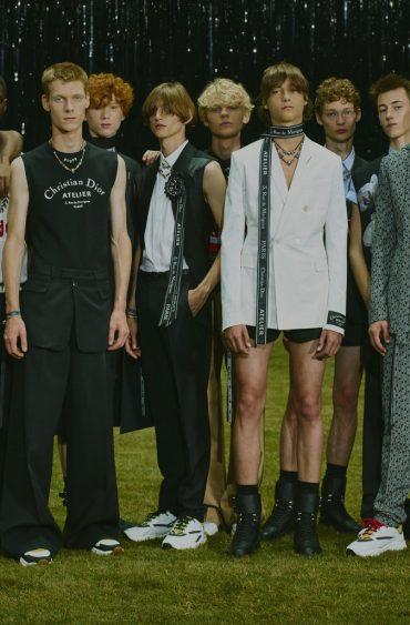 Mode masculine 2018,
