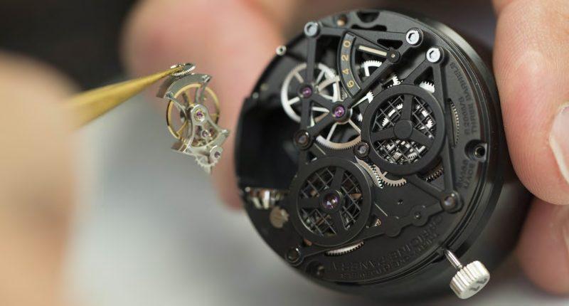 Officine Panerai horlogerie luxe