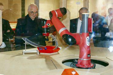 La révolution du numérique, en marche au Palais de la découverte