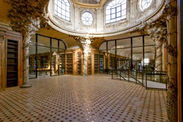 Il faut sauver la coupole du lycée Henri-IV