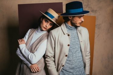 Hats get ahead in the fashion stakes