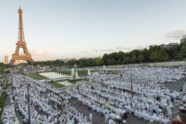 Le Dîner en Blanc souffle ses 30 bougies
