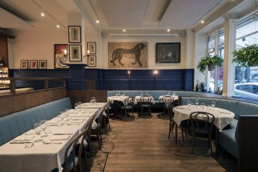 L'Entente, Le British Brasserie à Paris