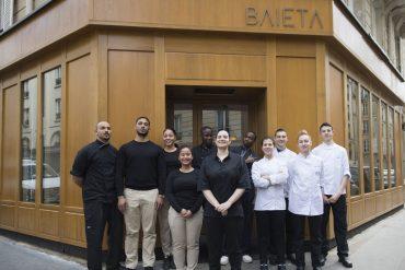 Baieta, le nouveau restaurant de la plus jeune chef étoilée de France