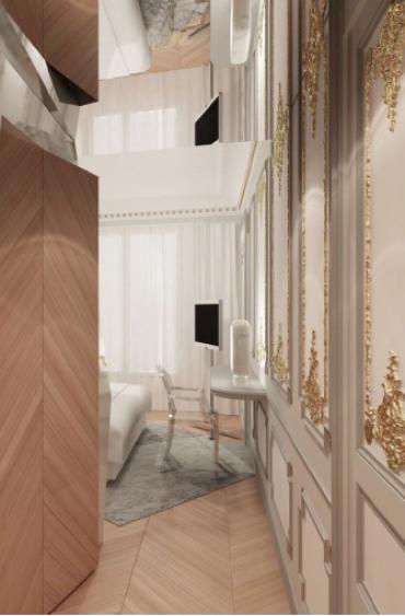 Hôtel Bowmann:
