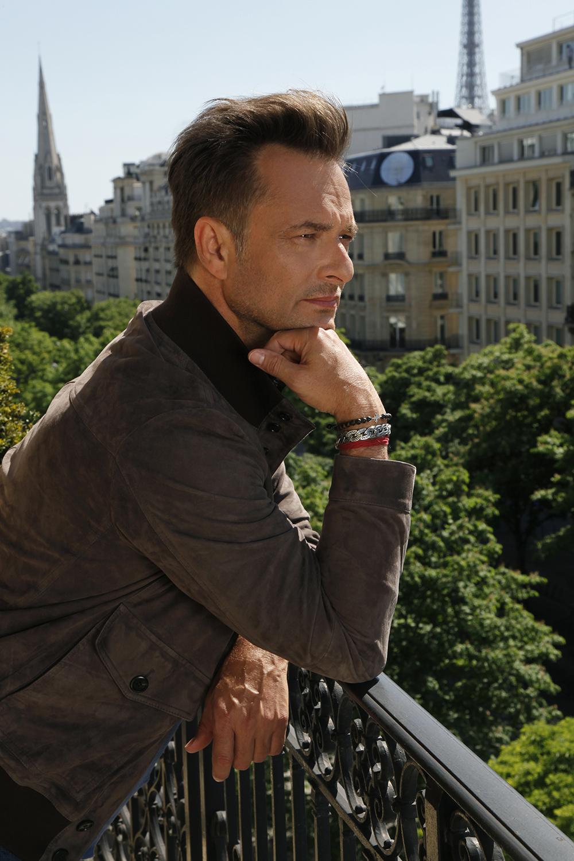 David Hallyday Paris capitale magazine