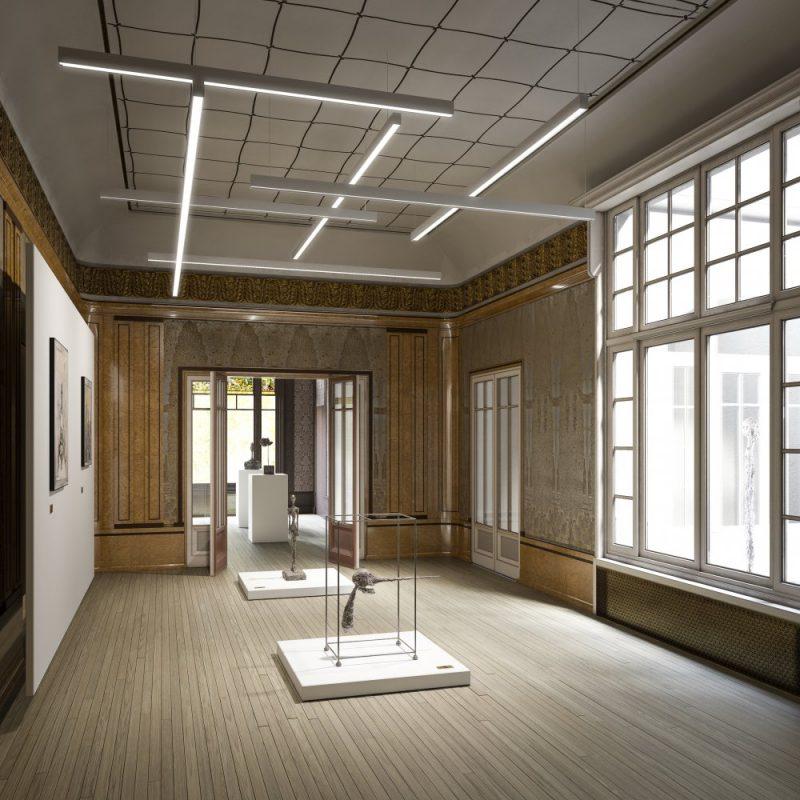 Giacometti Institut atelier artiste