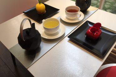 Les thés Lupicia ont leur propre salon de thé